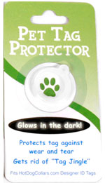 Pet Tag Protector and Silencer