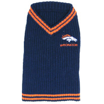 Denver Broncos NFL Football Pet SWEATER