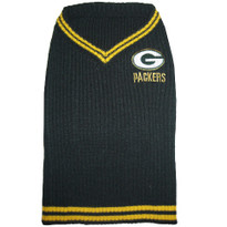 Green Bay Packers NFL Football Pet SWEATER