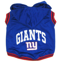New York Giants NFL Football Dog HOODIE