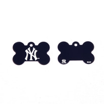 cheap for discount 9c77b fe62a Ny Yankees Dog Collar: Pet Id Tags, Jersey, Leash & Toys ...