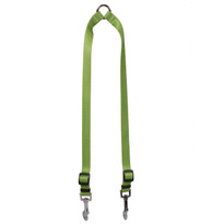 Solid Spring Green Coupler Dog Leash