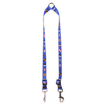 Nautical Dog Coupler Dog Leash