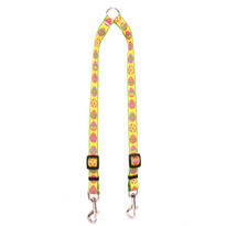 Easter Eggs Coupler Dog Leash