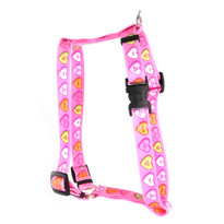 "Sweethearts Roman Style ""H"" Dog Harness"