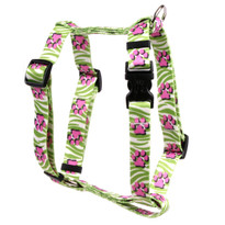 "Jungle Paws Roman Style ""H"" Dog Harness"