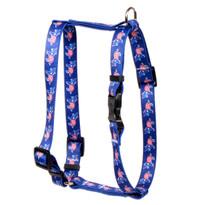 "DEM Donkeys Roman Style ""H"" Dog Harness"