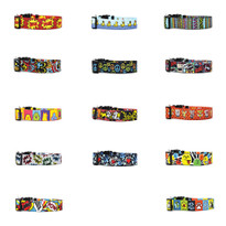Pop Art - Personalized Dog Collar