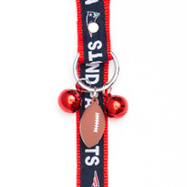 New England Patriots Pet Potty Training Bells