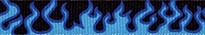 Blue Flames Ding Dog Bells Potty Training System