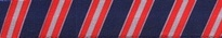 Team Spirit Navy, Red and Gray EZ-Grip Dog Leash