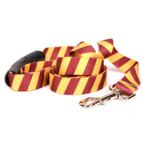 Team Spirit Maroon and Gold EZ-Grip Dog Leash