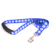 Snowflake EZ-Grip Dog Leash