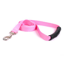 Petite Pink Ribbon EZ-Grip Dog Leash