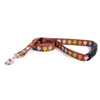 Candy Skulls EZ-Grip Dog Leash