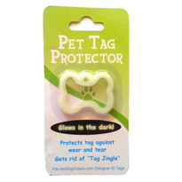 Dog Tag BONE Silencer - Protect Your Pets ID Tag