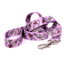 Wine Crazy Dog Leash