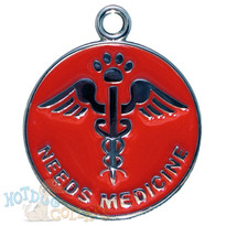 Medical Pet ID Tag - Lifetime Guarantee