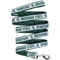 Michigan State Spartans Dog Leash