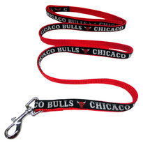 Chicago Bulls Dog Leash