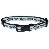 New York Jets Dog Collar