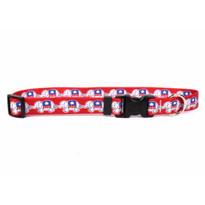 GOP Elephants Dog Collar