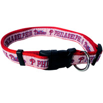 Philadelphia Phillies Dog COLLAR
