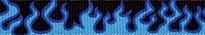 Blue Flames Waist Walker