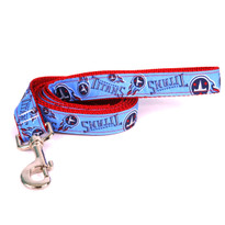 Tennessee Titans Premium Grosgrain Dog Leash