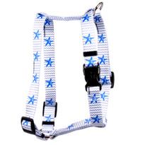 "Starfish Baby Roman Style ""H"" Dog Harness"
