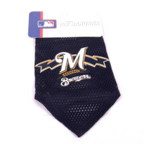 Milwaukee Brewers Pet Bandana