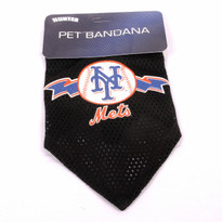 New York Mets Pet Bandana