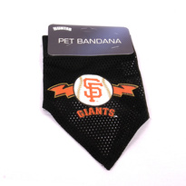 San Francisco Giants Pet Bandana