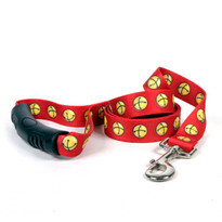 Jingle Bells EZ-Grip Dog Leash