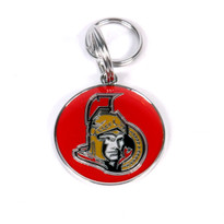 Ottawa Senators NHL Dog Tags With Custom Engraving