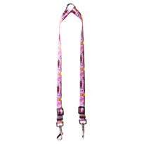 I Hate Valentines Day Coupler Dog Leash