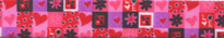 Valentines Blocks Waist Walker