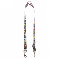 Crazy Bones Coupler Dog Leash