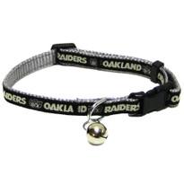 Oakland Raiders CAT Collar