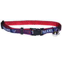 Houston Texans CAT Collar
