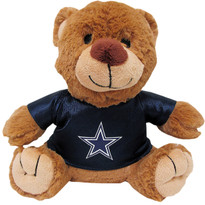 Dallas Cowboys NFL Teddy Bear Toy