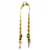 Lovely Ladybugs Coupler Dog Leash