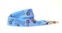 Tennessee Titans Logo Dog Leash