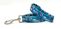 Miami Dolphins Logo Dog Leash
