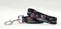 Cincinnati Bengals Logo Dog Leash