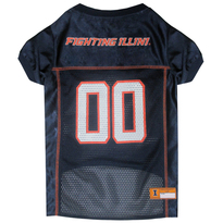 Illinois Football Dog Jersey