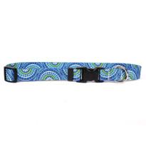 Radiance Blue Break Away Cat Collar