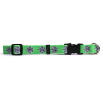 Knotted Shamrock Break Away Cat Collar