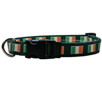 Irish Flag Break Away Cat Collar