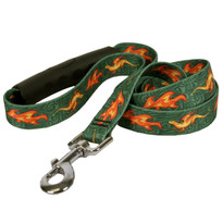 Fire Breathing Dragon EZ-Grip Dog Leash